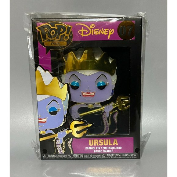 "POP! Pin - Disney's ""The Little Mermaid"": Ursula"